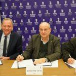 הטכניון והוועד האולימפי בישראל מקימים מרכז מחקר משותף