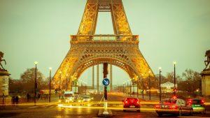 מאיר דוידי - מגדל אייפל צרפת