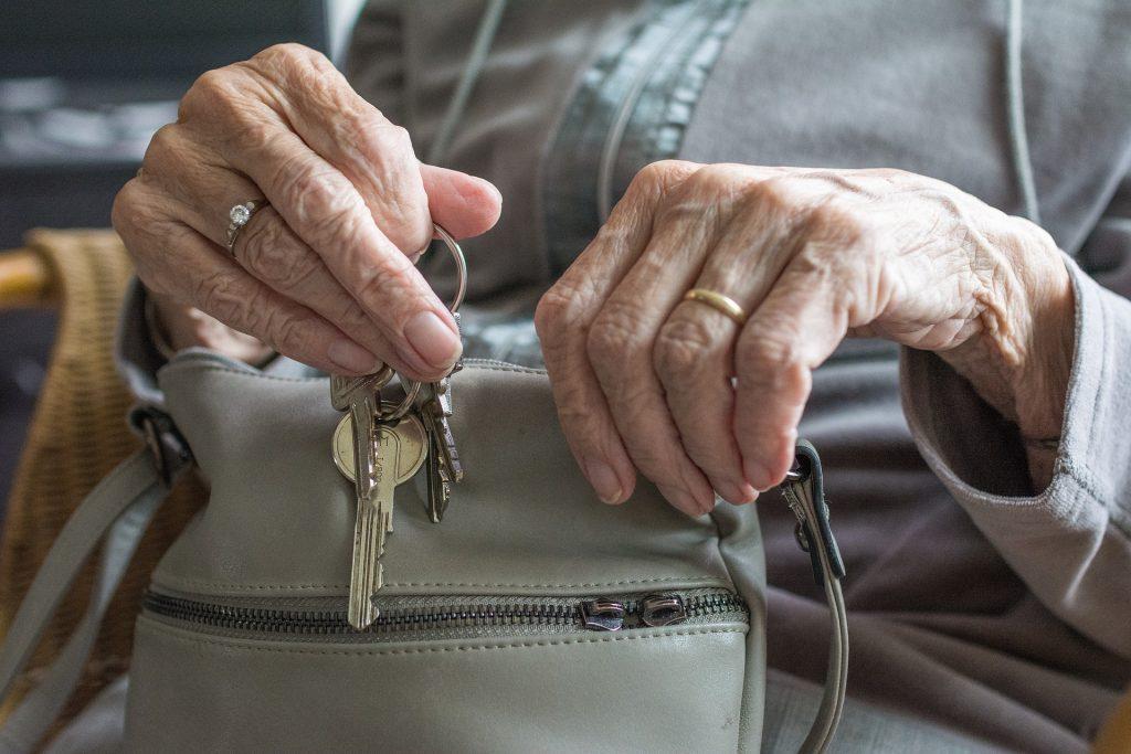 אוכלוסיית הקשישים