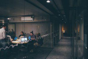 תשתיות תקשורת במשרדים